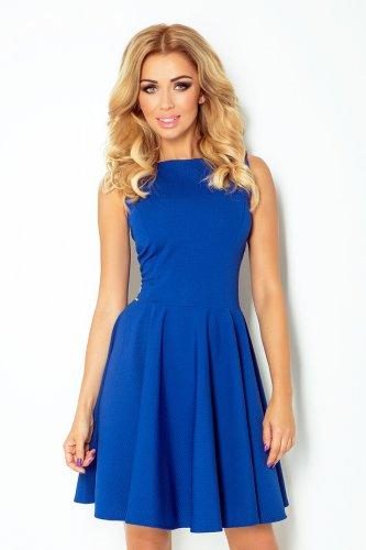 šaty - tmave modre 125-21    Numoco CZ 36b1ffb1c3